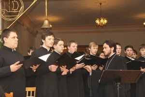 Хор Санкт-Петербургской Духовной академии