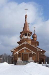 Храм во имя св. Царственных Страстотерпцев в Сологубовке